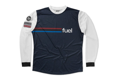 Fuel Rally Raid Jersey Blue