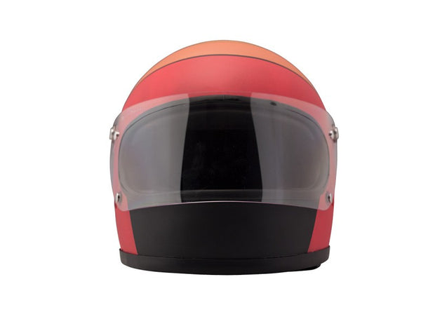 DMD Rocket Full Face Helmet Fuoco