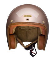 Hedon Hedonist Open Face Helmet Champagne