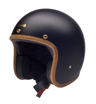 Hedon Hedonist Open Face Helmet Stable Black