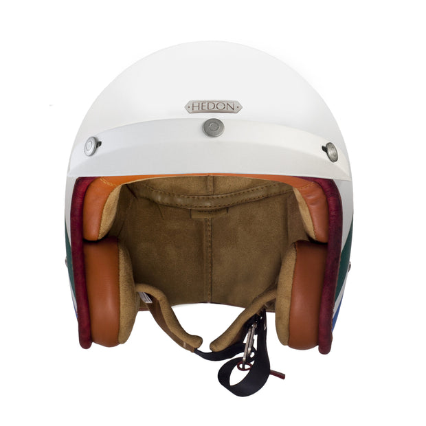 Hedon Hedonist Open Face Helmet Stevie