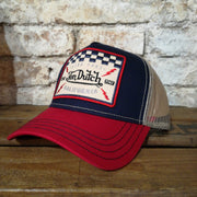 Von Dutch Square Cap