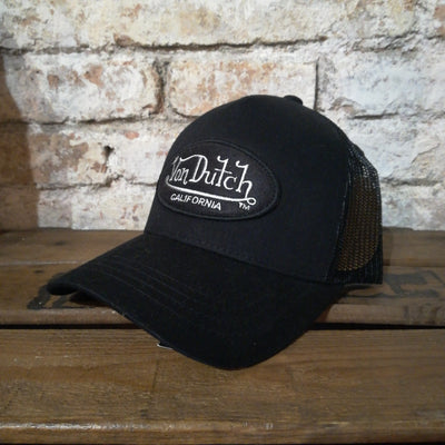 Von Dutch LOFB Black Cap