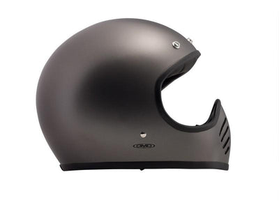DMD Seventy Five Full Face Helmet Metallic Grey
