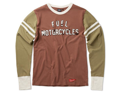 "FUEL ""OLD SCHOOL"" LONG SLEEVE JERSEY"