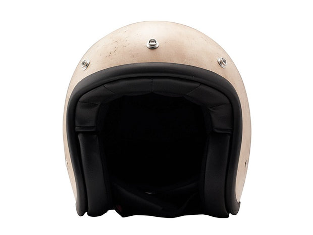 DMD Handmade Open Face Helmet Old