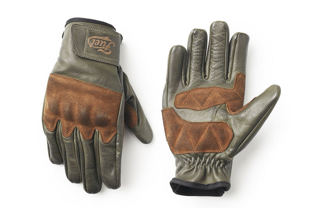 "FUEL ""RODEO"" GLOVES OLIVE"