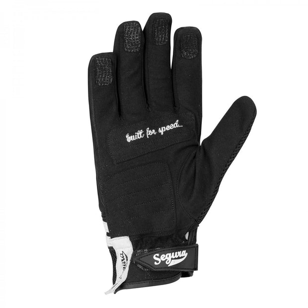 Segura Melbourne Black Gloves