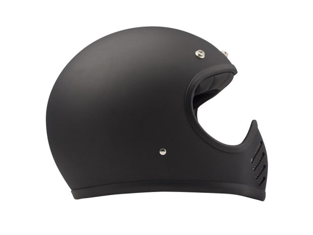 DMD Seventy Five Full Face Helmet Matt Black