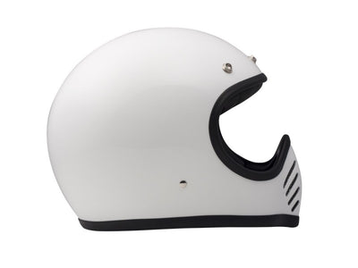 DMD Seventy Five Full Face Helmet White