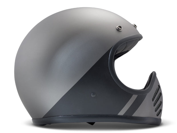 DMD Seventy Five Full Face Shadow Helmet Black