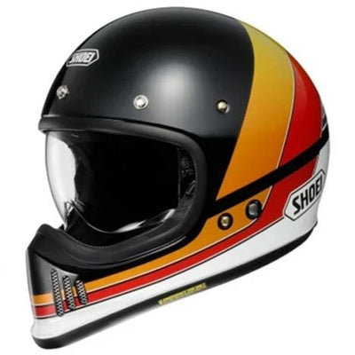 Shoei EX-Zero Full Face Helmet Equation TC-10