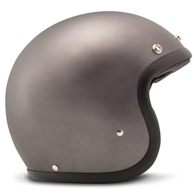 DMD Vintage Open Face Helmet Matt Grey