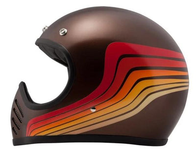 DMD Seventy Five Full Face Helmet Waves