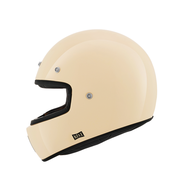 Nexx Full Face Helmet Purist Classic Cream X.G100