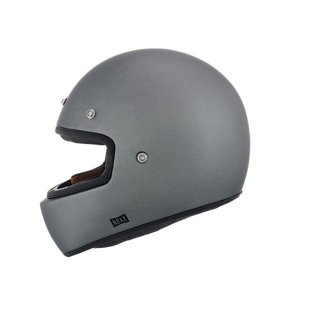 Nexx Full Face Helmet Purist Dark Grey X.G100