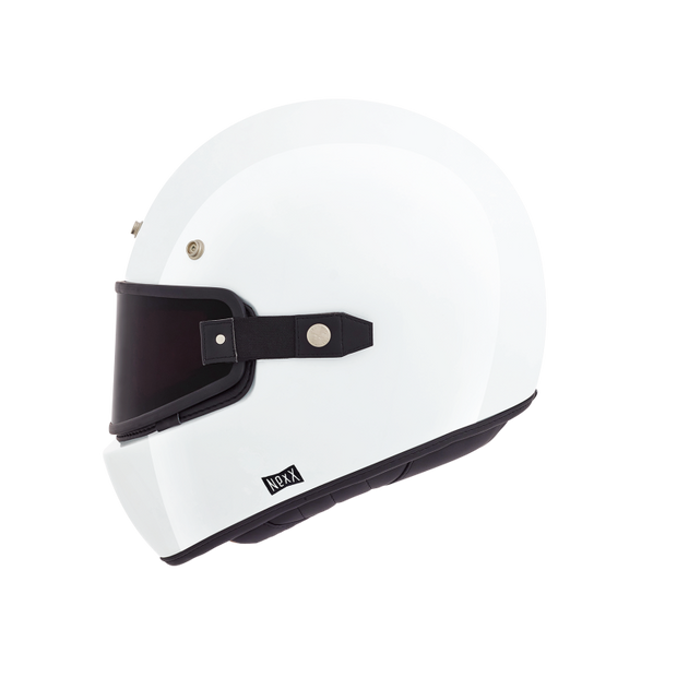 Nexx Full Face Helmet Purist Gloss White X.G100