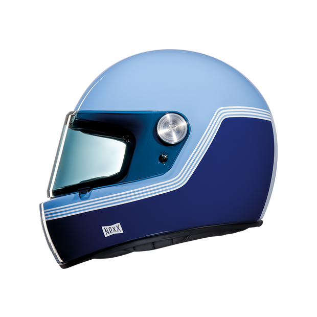 Nexx Full Face Helmet Motordrome Blue X.G100R