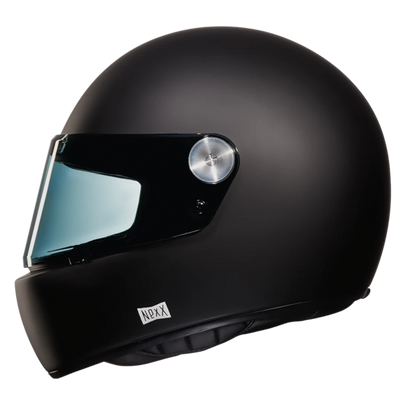 Nexx Full Face Helmet Purist Matte Black X.G100R