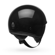 Bell Scout Black Open Face Helmet