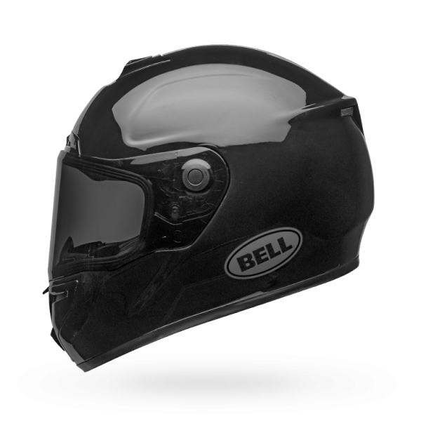 Bell SRT Black Full Face Helmet