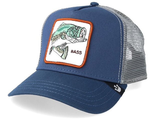 Goorin Bros Bass Trucker Cap