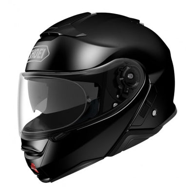 Shoei Neotec II Gloss Black Full Face Helmet