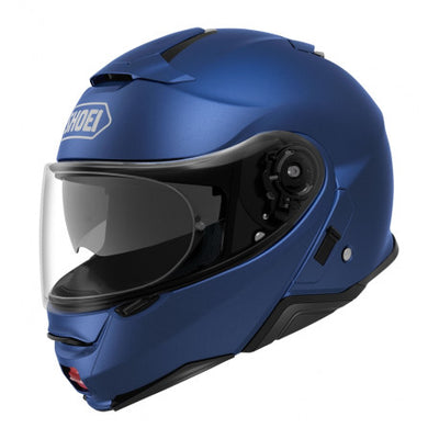 Shoei Neotec II Matt Blue Full Face Helmet
