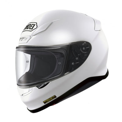 Shoei NXR White Full Face Helmet