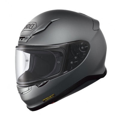 Shoei NXR Matt Grey Full Face Helmet