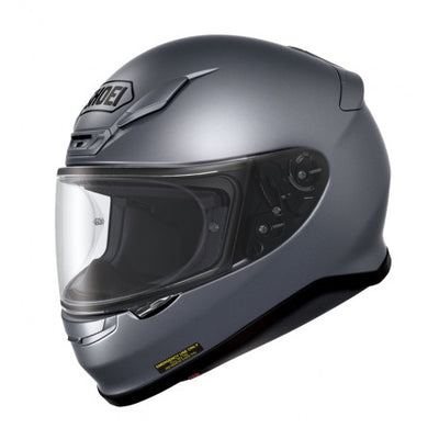 Shoei NXR Silver Grey Full Face Helmet