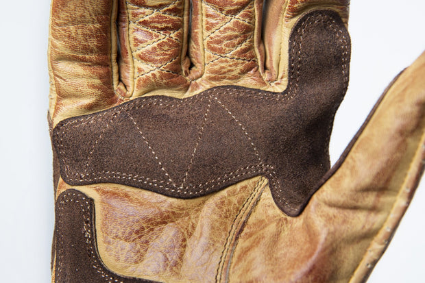 "FUEL ""RODEO"" GLOVES YELLOW"