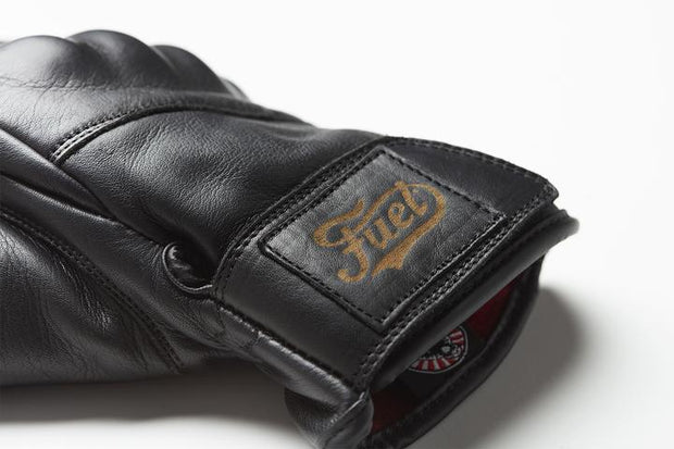 "FUEL ""VICTORY"" GLOVES BLACK"
