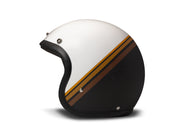 DMD Vintage Open Face Helmet Coffee Break