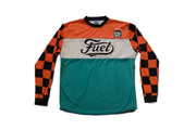 "Fuel ""DESERT RACE"" ENDURO JERSEY"