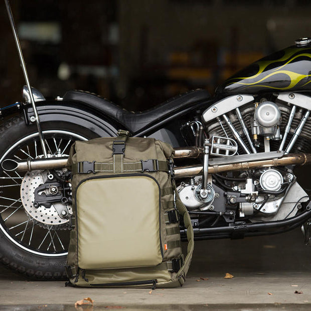 Biltwell EXFIL-80 Bag Olive Green