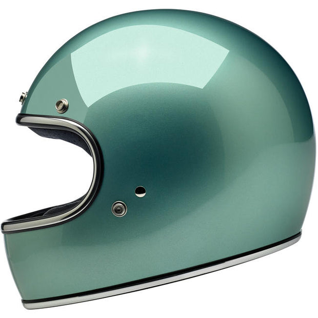 Biltwell Gringo ECE Approved Full Face Helmet - Gloss Sea Foam