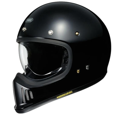 Shoei EX-Zero Full Face Helmet Black