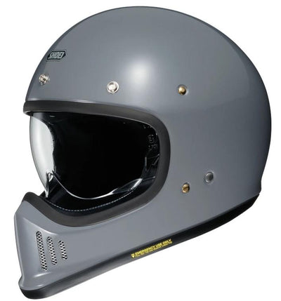 Shoei EX-Zero Full Face Helmet Basalt Grey