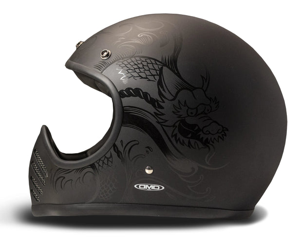DMD Seventy Five Full Face Helmet Koi