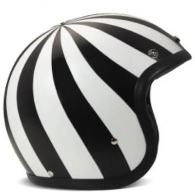 DMD Vintage Open Face Helmet Lollipop