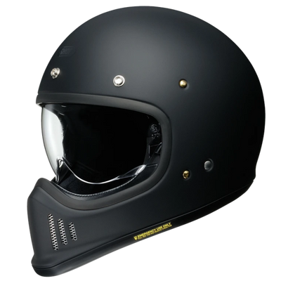 Shoei EX-Zero Full Face Helmet Matt Black