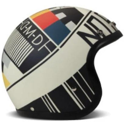 DMD Vintage Open Face Helmet No Signal