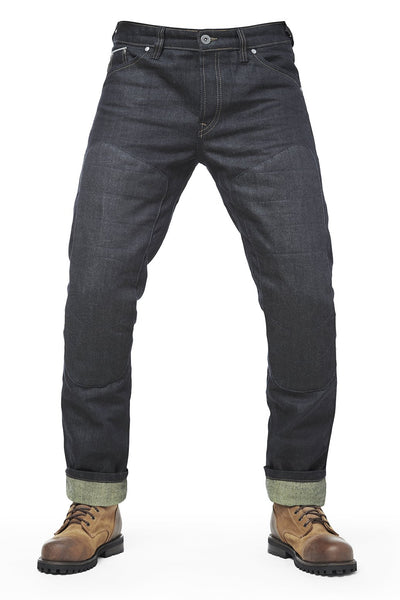 "FUEL ""GREASY"" SELVEDGE PANTS"