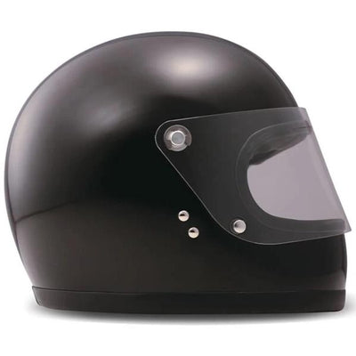DMD Rocket Full Face Helmet Gloss Black