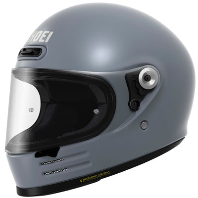 Shoei Glamster Basalt Grey Full Face Helmet