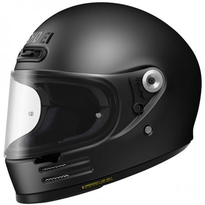 Shoei Glamster Matt Black Full Face Helmet
