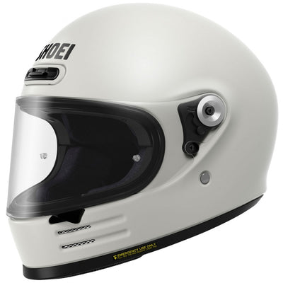 Shoei Glamster White Full Face Helmet