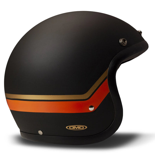DMD Vintage Open Face Helmet Sunset
