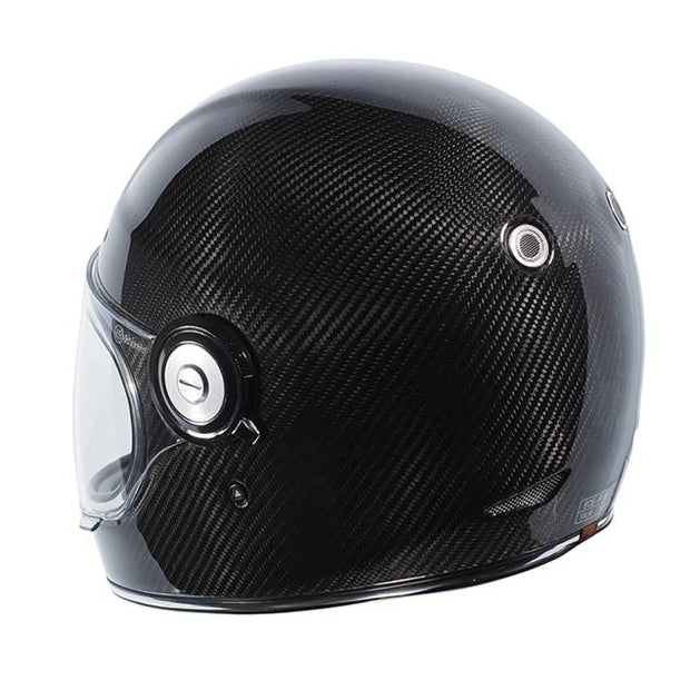 Torc T-1 Carbon Fiber Gloss Full Face Helmet